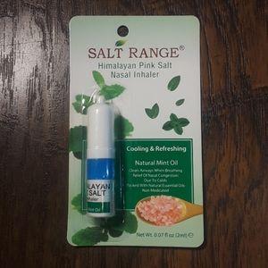 Salt Range Himalayan Pink Salt Nasal Inhaler